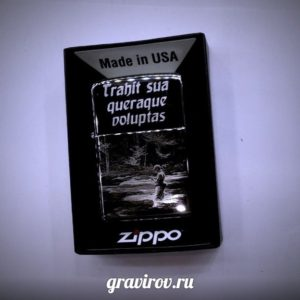 Зажигалка zippo 250 (зиппо) high polish chrome